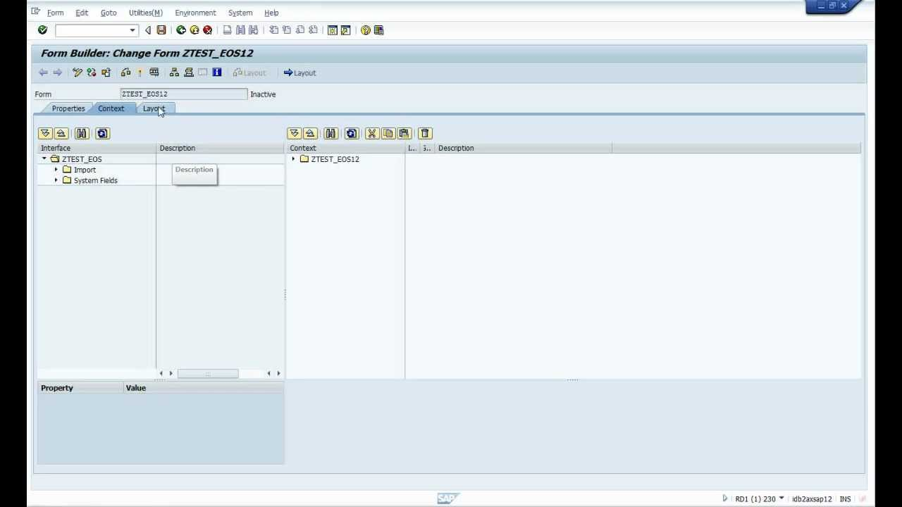 Importing Adobe LiveCycle ES2 Designer Form to SAP Portal from SAP ...