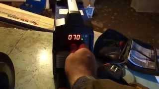 видео Сварочный инвертор AuroraPRO STICKMATE 160 (MMA+TIG lift)
