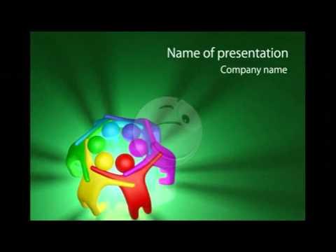 Trabajo En Equipo Powerpoint Animado