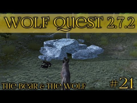 Egg-Loving Gluttonous Wolf Pups!! 🐺 Wolf Quest 2.7.2 - Bear & Wolf Season 🐺 Episode #21