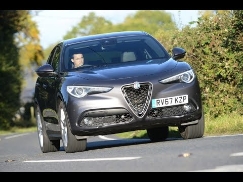 Alfa Romeo Stelvio Off Road Review Tested To Extreme New Review 2017