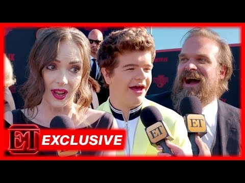 Theresarockface - 'Stranger Things' Cast Spills Some Details About Season 4 (Video)