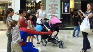Spider Man en CINEPOLIS
