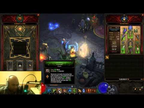 Diablo  Season  Witch Doctor Builds Gr T