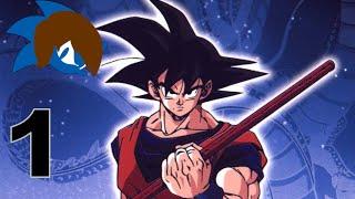 Dragon Ball Z Budokai 1: Kamehameha! - Part 1 - Johnic Adventure