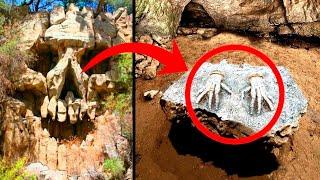 Самые Пугающие Вещи, Обнаруженные в Пещерах