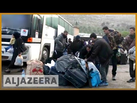 🇸🇾 Syria forces close to gaining full control of Eastern Ghouta | Al Jazeera English