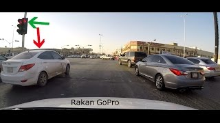Download Video GoPro   Riyadh   حي النسيم بالرياض - لا مُبالاة بالإشارات MP3 3GP MP4