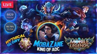 Top Global Marksman | Mobile Legends | MobaZane