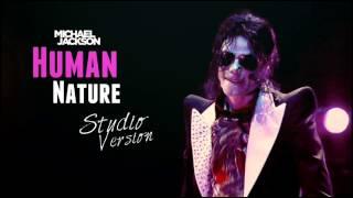 Michael Jackson - Human Nature Studio Version