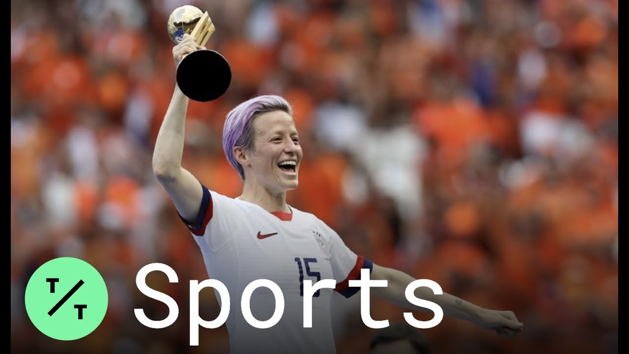 USA repeats as World Cup champions, beating Netherlands 2-0