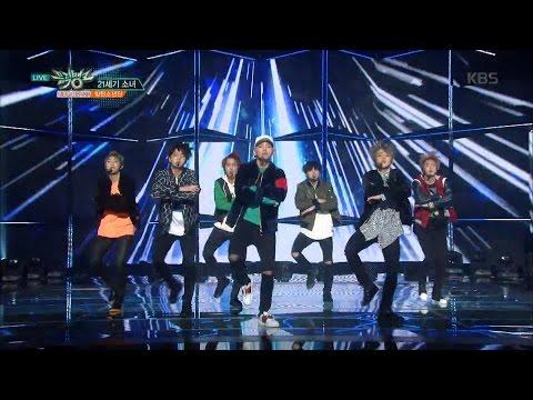 MUSIC BANK 뮤직뱅크 - BTS 방탄소년단- Blood Sweat & Tear 피 땀 눈물.20161104