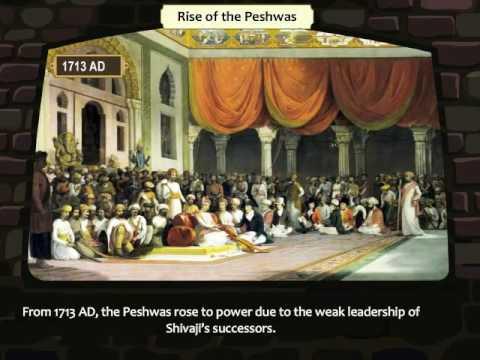 Rule of the Marathas after Shivaji