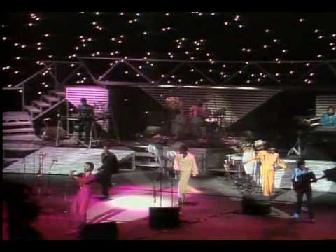 kool & The Gang Ft JT Taylor - Hollywood Swinging