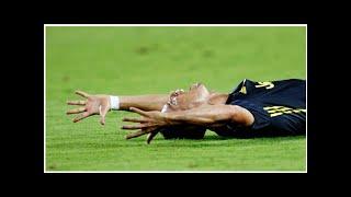 """Platzverweis für Cristiano Ronaldo: """"Er fühlt sich ungerecht behandelt"""""""