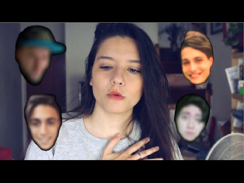 QUE YOUTUBERS ME CAEN MAL? / TAG DEL YOUTUBER - Mica Suarez