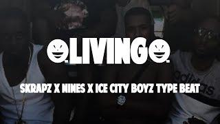 "Video Skrapz x Nines x Ice City Boyz Type Beat - ""Living"" |UK Rap/Trap Instrumental 2018| download MP3, 3GP, MP4, WEBM, AVI, FLV Oktober 2018"