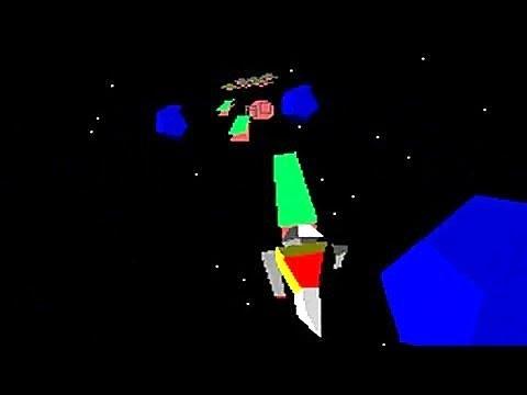 I, Robot (1983) (Atari) (Arcade) Gameplay video