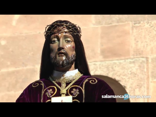 Semana Santa Salamanca 2017 | Procesión de Jesús Rescatado