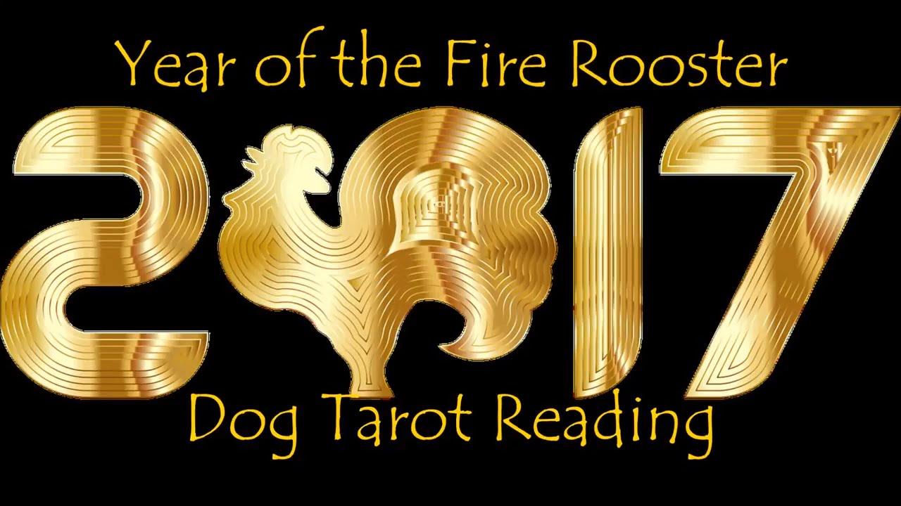 Dog 2017 Chinese New Year Reading - Born 1946, 1958, 1970 ...