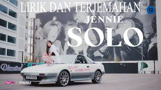 Jennie - Solo Lyrics Mv  Sub Indo