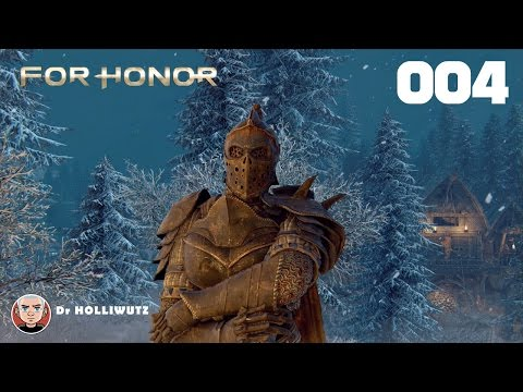 For Honor #004 - Sabotage [PS4] Let's play 4 Honor Story Mode