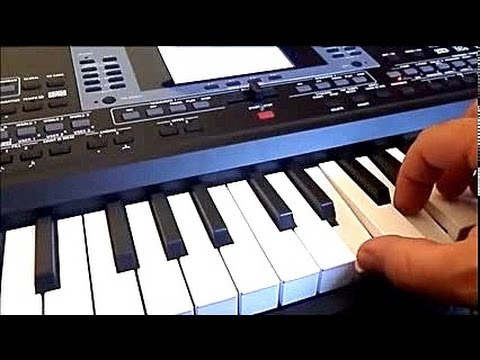 Korg Microarranger: Pad sounds presets demo