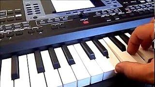Korg Microarranger: Pad sounds presets demo