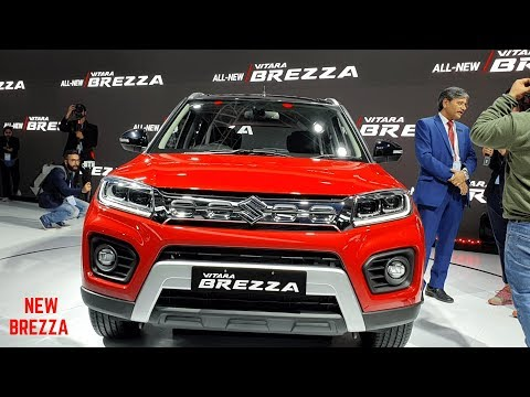 2020 Maruti Suzuki Vitara Facelift Petrol FULL Detailed Review - New Features, Premium Interiors