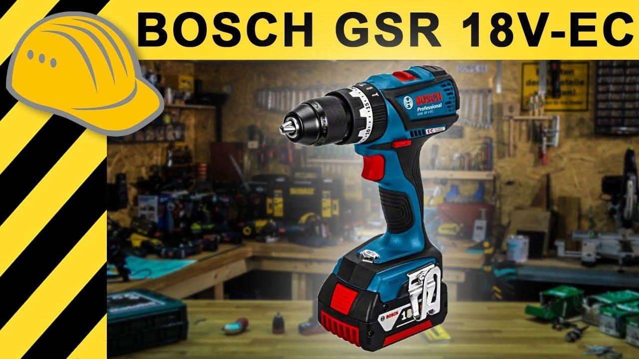 Bester Akkuschrauber Unter 200 Bosch Gsr 18 V Ec Test Vergleich