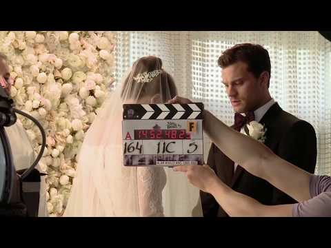 Fifty Shades Freed | Bloopers, Behind The Scenes & Interviews! - GeekRepublic