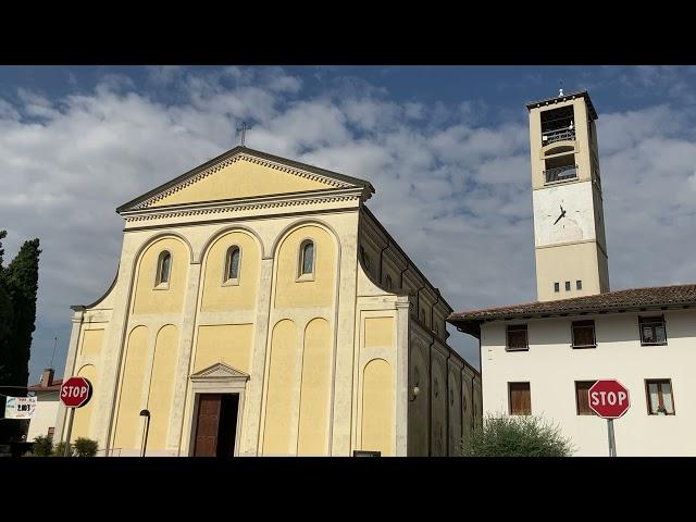 Campane a festa nella Parrocchia di Arzene per San Michele