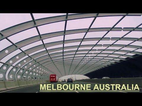 MELBOURNE CITY DRIVE AUSTRALIA 2017