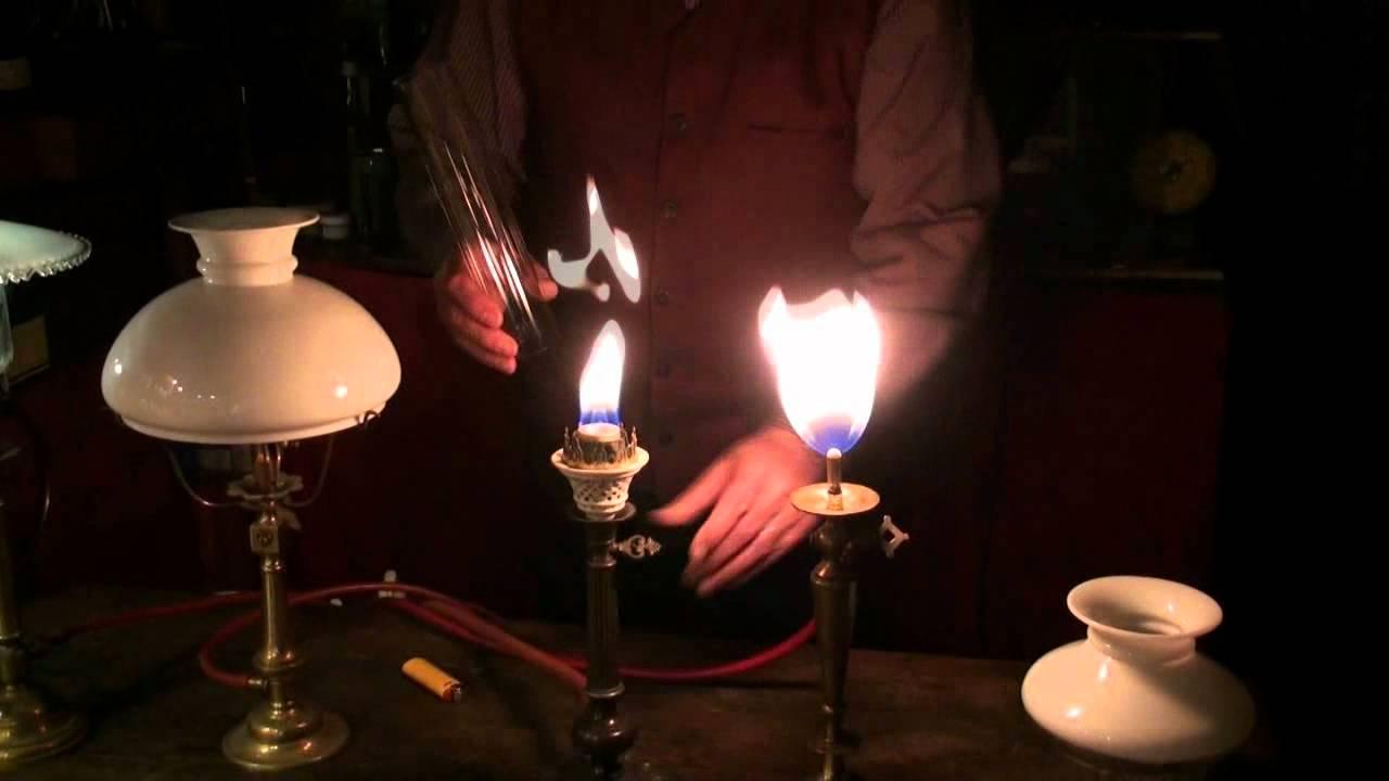 Great History Of Modern Lamp, Part 2, Tubular Argand Lamp   YouTube