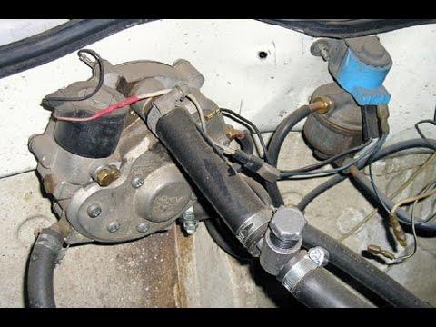 Видео Ремонт газового оборудования на автомобиле