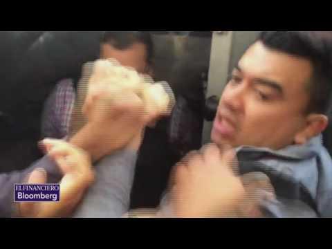 Duarte tratado como un delincuente cualquiera en Guatemala; maras salvatruchas hasta lo insultaron