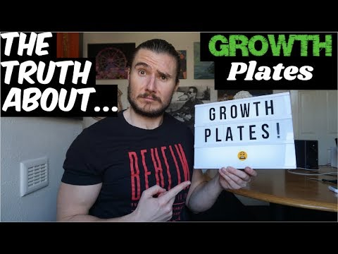 The TRUTH About GROWTH PLATES ★ 2019 UPDATE ★