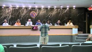 City of New Port Richey introduced to Transition New Port Richey