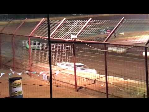 Flomaton Speedway 8/19/17 Crate Late Models Feature