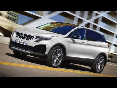 peugeot 3008 (alle neuen 2016) - youtube