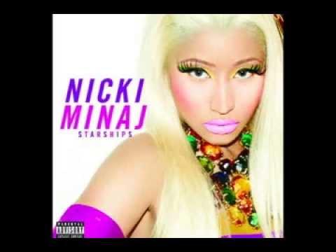 Nicki Minaj  Starships Lyrics + MP3 Download Link