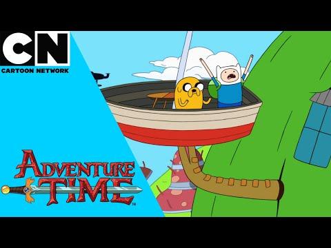 Adventure Time | Slow Love | Cartoon Network
