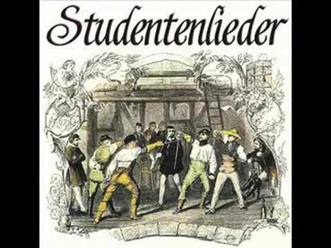 Studentenlieder - Die Gedanken Sind Frei