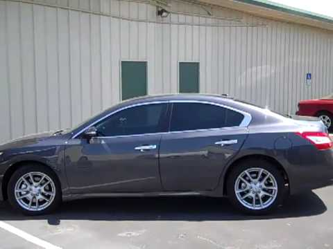 Flying Window Tinters 2010 Nissan Maxima Tinted with ...