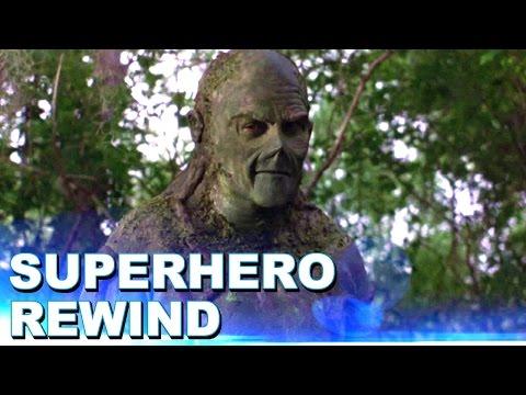 Superhero Rewind: Swamp Thing Review