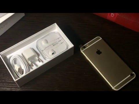Обзор китайского Айфон 6s. Интернет-магазин копии IPhone 6s