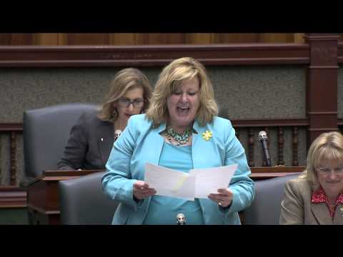 MPP Thompson Congratulates Matt Cardiff in the Ontario Legislative Assembly