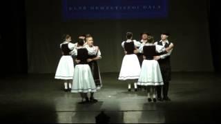 Német Nemzetiségi Tánccsoport Vaskeresztes, Wenczl József- Németnemzetiségi táncok Thumbnail