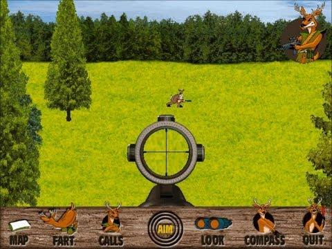 Deer Avenger (PC) Gameplay
