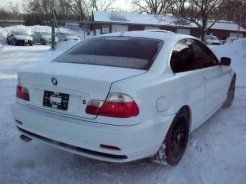 2003 Bmw 330ci 2 Door Coupe 3 0 Liter 6cyl Automatic